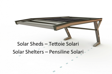 Solar Shelters – PV Parking